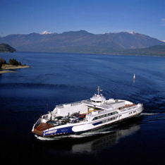 The Osprey 2000 - Free Kootenay Lake Ferry