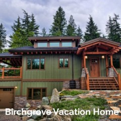 Birchgrove Vacation Home